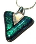 ashes into cremation glass jewellery