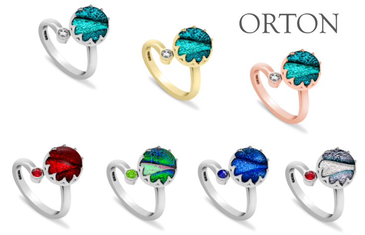 new rings from the Orton collaboration