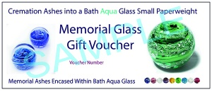 GIFT VOUCHER -Small Paperweight